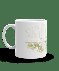 Original Skyforest Camp Mug 11oz Handle Left