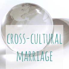 Cross-cultural marriage