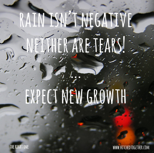 Why we should appreciate tears.