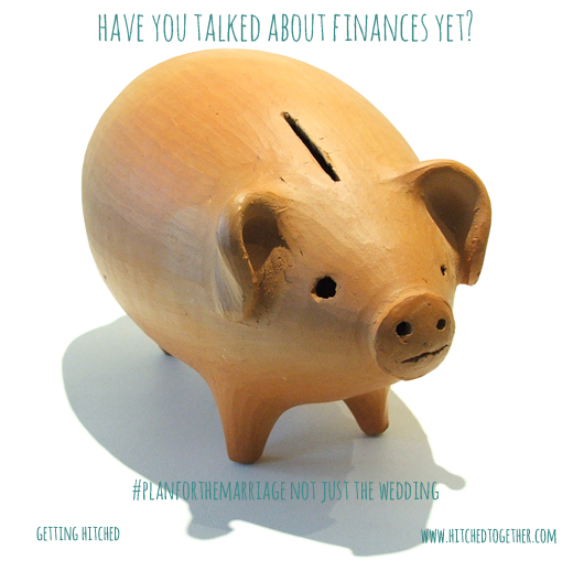 Have you had the finance talk yet? #planforthemarriage not just the wedding