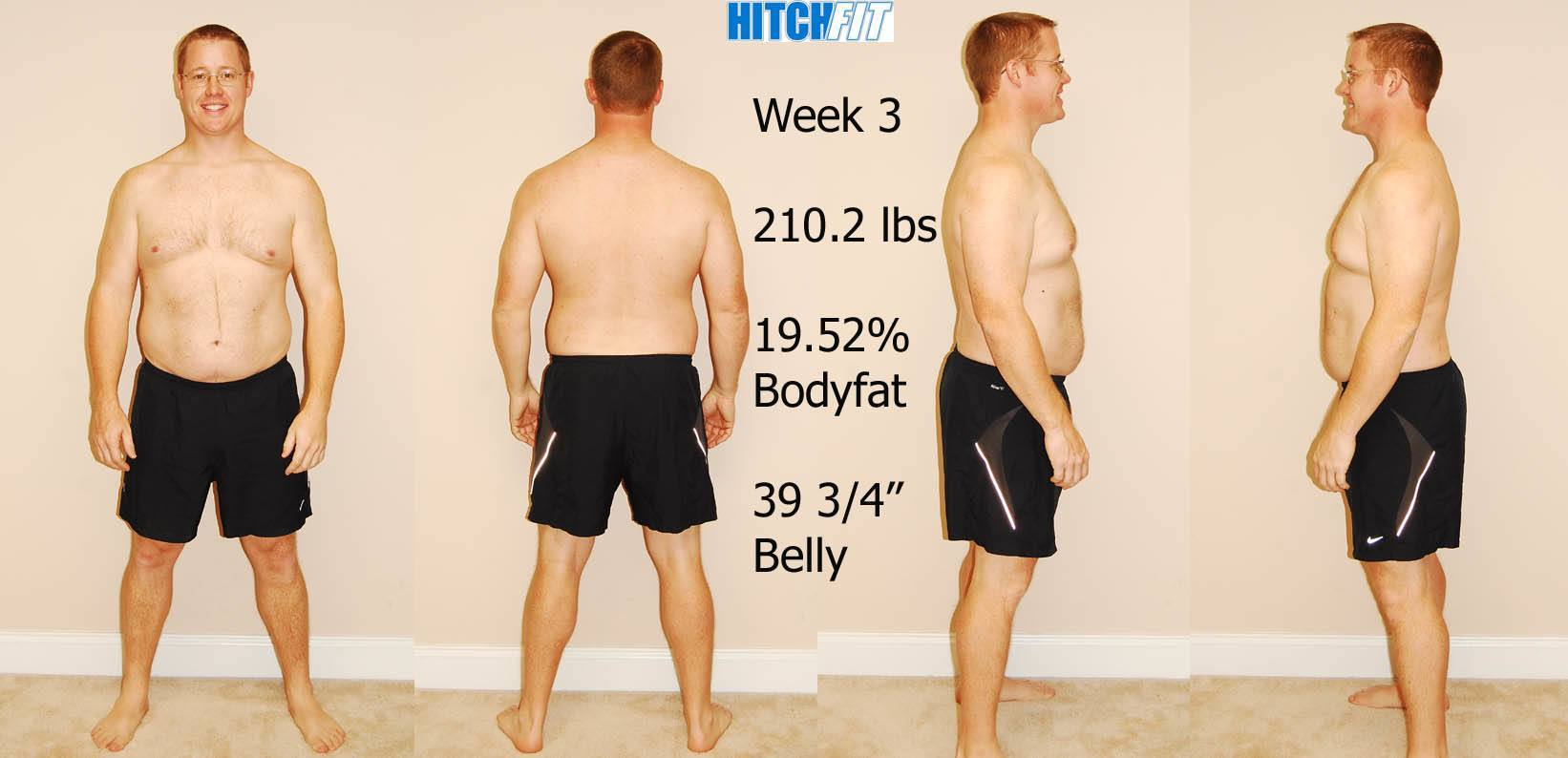 In lose fat 4 weeks to ways body