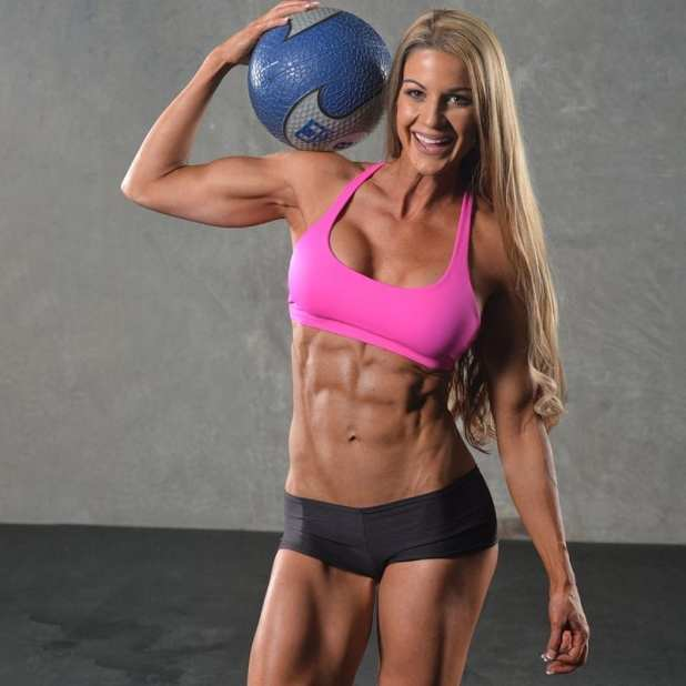 Fit over 40 Women - Diana Chaloux LaCerte of Hitch Fit