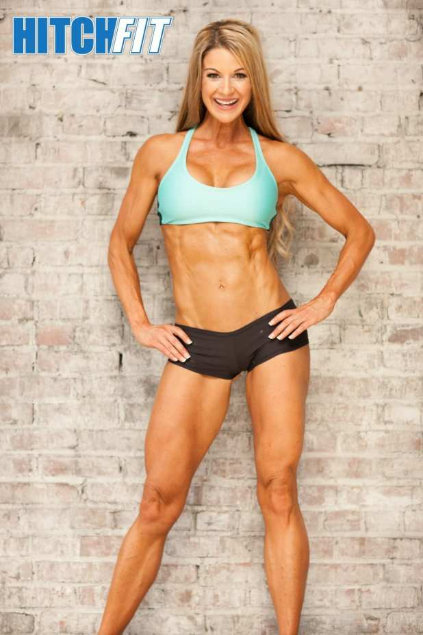 weight loss over 40 personal trainer Diana Chaloux LaCerte
