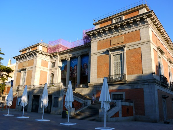 Museo Del Prado Madrid Spain