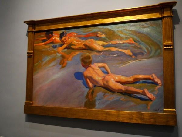 Museo Del Prado Madrid Spain