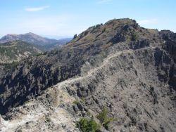 Sky Rim Trail - Yellowstone National Park