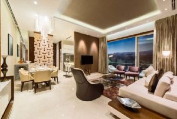 CHECK OUT THE PICTURES OF VIRAT AND ANUSHKA'S NEW HOME AFTER MARRIAGE! 4
