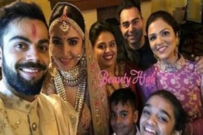 It's official guys! Virat and Anushka are married. Check out the wedding pictures! 4