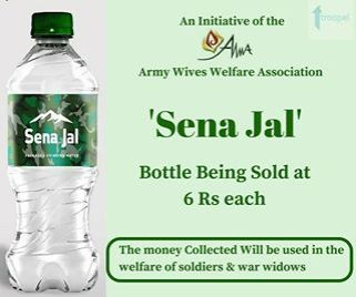 Sena Jal An Initiative of Indian Army Wives