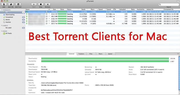 Torrent App For Mac Os X