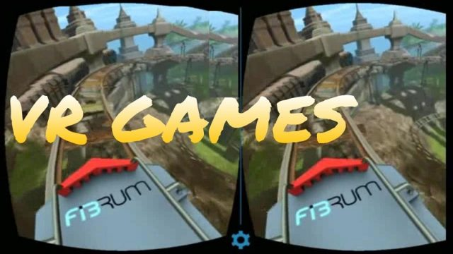 Best VR games for android free download