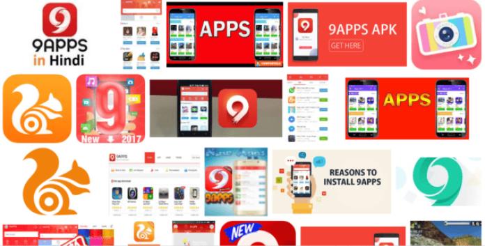 Best 9apps alternatives: Best apps store like 9apps