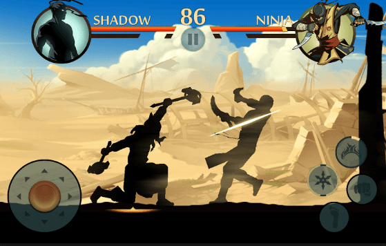 How to download and install shadow fight 2 for pc?