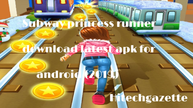 Subway princess runner download latest apk for android (2019)