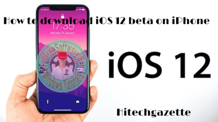 How to download iOS 12 beta on iPhone or iPad 1
