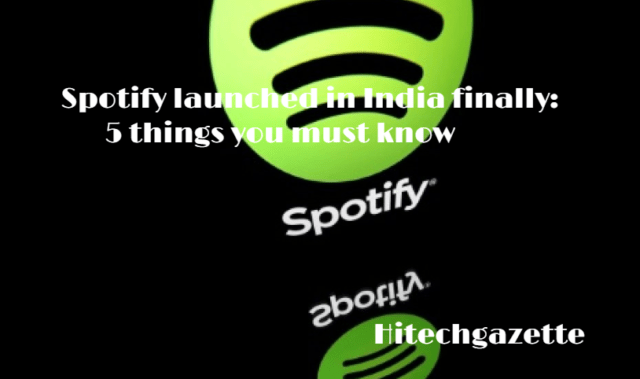 Spotify India's most expensivemusic streaming services