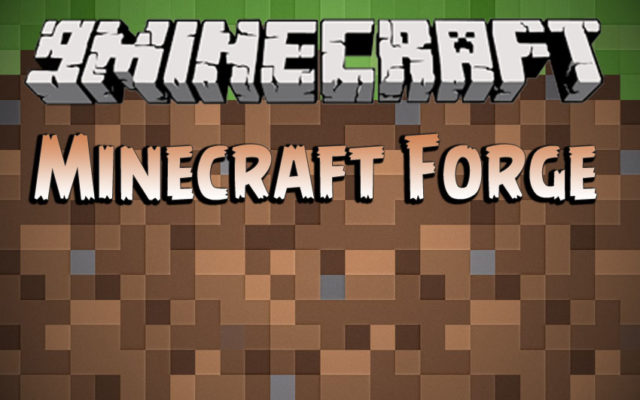download and install Minecraft Forge mods