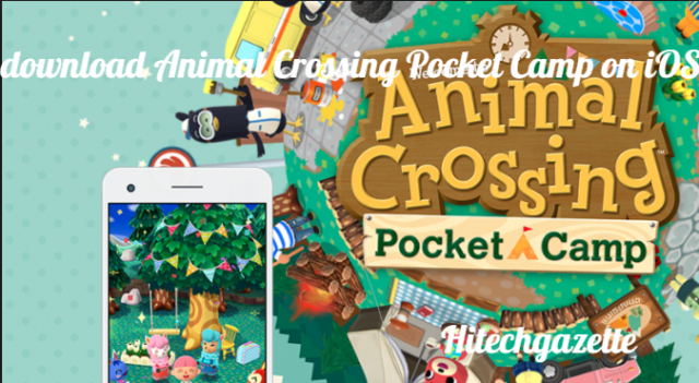 How to download and play Animal Crossing Pocket Camp on iOS