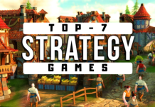 top 7 strategy games
