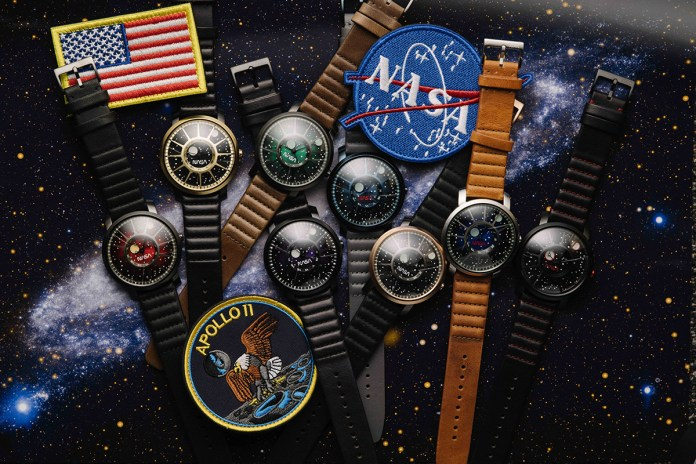 xerics watch nasa edition