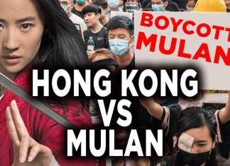 boycott mulan