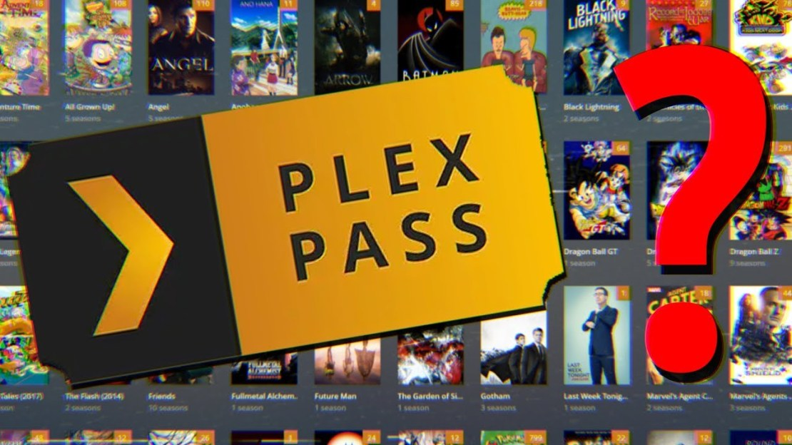 what is Plex Pass