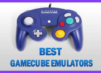 GameCube emulator