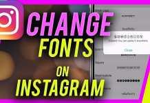 Instagram font generators