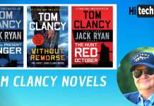 Tom Clancy Novels