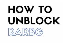 rarbg unblocked