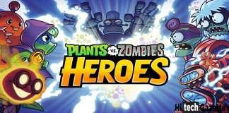 Plant vs Zombies Heroes