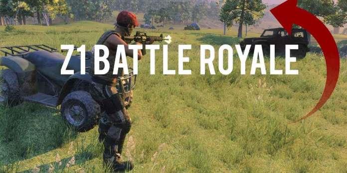 Z1 Battle Royal
