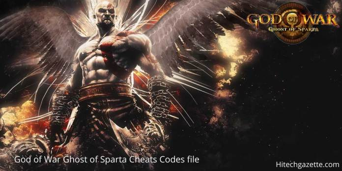 God of War Ghost of Sparta Cheats Codes file
