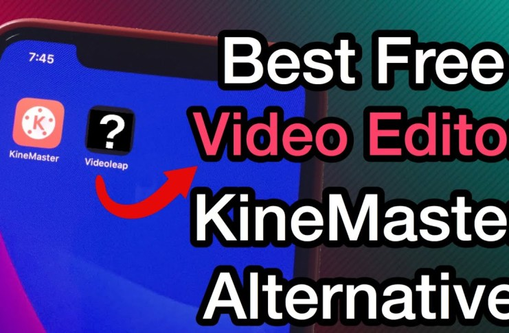 Top 10 Alternatives to Kinemaster for Android, iOS, Windows and Mac