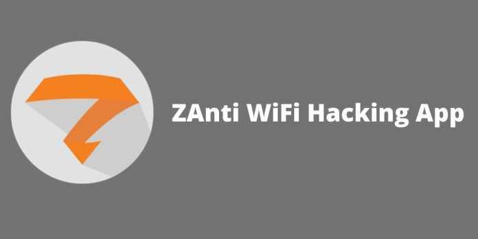 ZAnti WiFi Hacking App