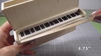 How to Make a Beautiful DIY Miniature Piano or Violin ...
