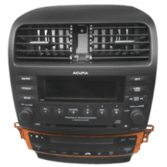 Gm Radio Cal Err Fetal Pig Internal Anatomy Diagram Acura Navigation Cd Changer Repair Hi Tech Electronic Services Tsx Player 2003to2008 Transparent