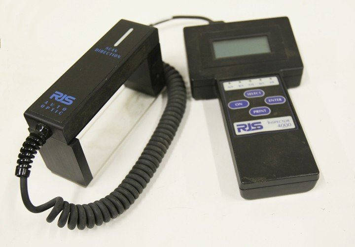 RIS Optical Scanner, Inspector 4000