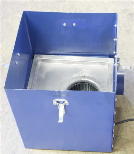 Flow Science Hood with filter box - 1