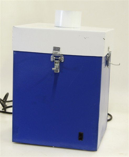 Flow Science Hood with filter box