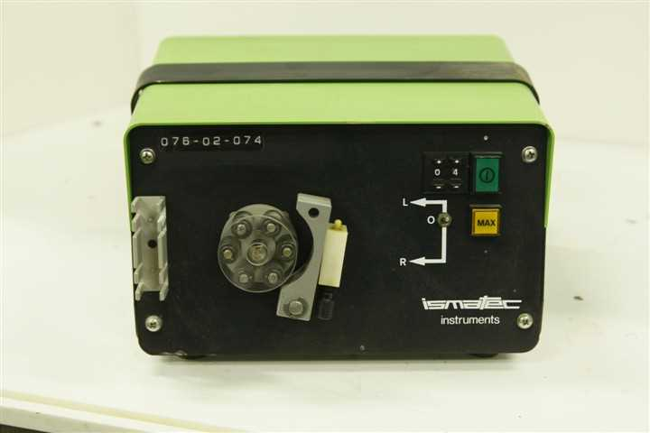 Ismatec Instruments Peristaltic  Pump model SA 8031 - 1