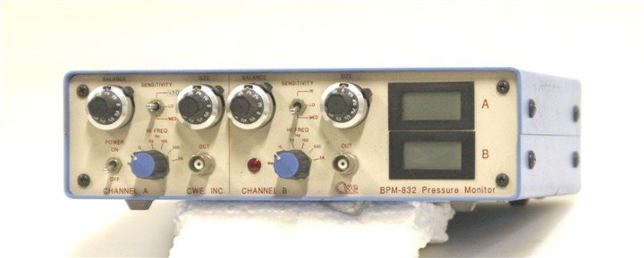 CWE BPM-832 2-Channel Pressure Amplifier