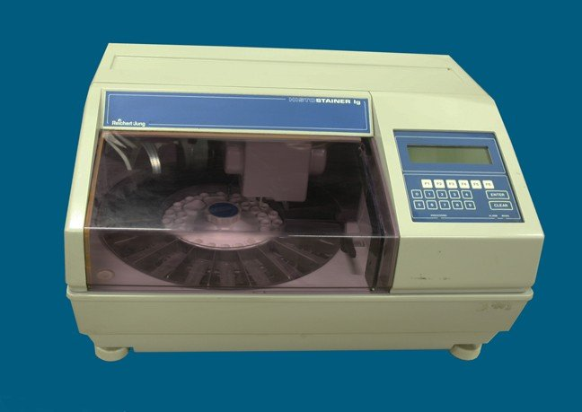 Reichert Jung  Tissue Slide Stainer, Model Histo Stainer 1G