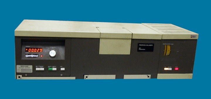Perkin Elmer Polarimeter Model 241