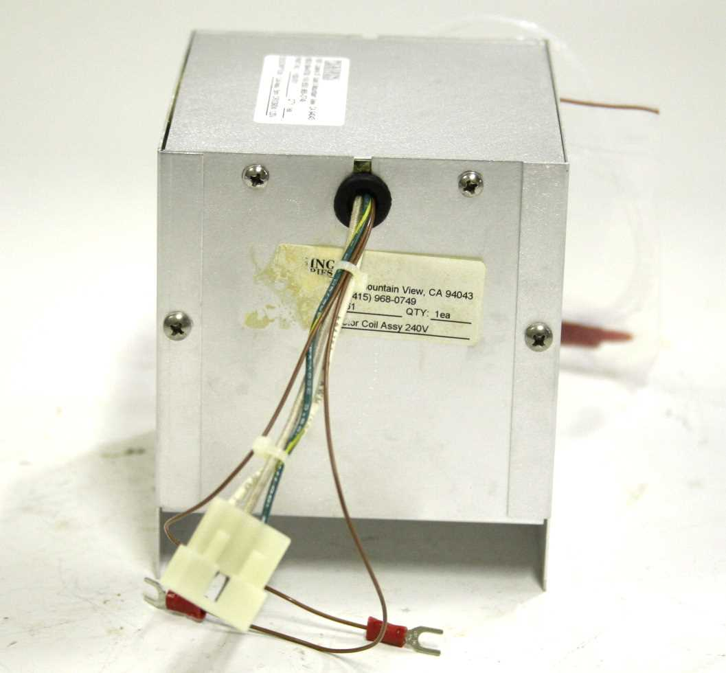 Pickering Laboratory Coil Assy – 1