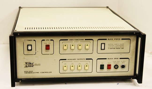 Time Logic Incorporated Thermoelectric Controller Model HCB-1000