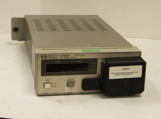 Hewlett Packard DC Power Supply Model E3614A