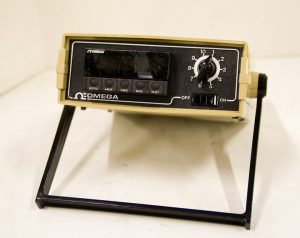 Omega 10 Channel Bench Top Temperature Meter