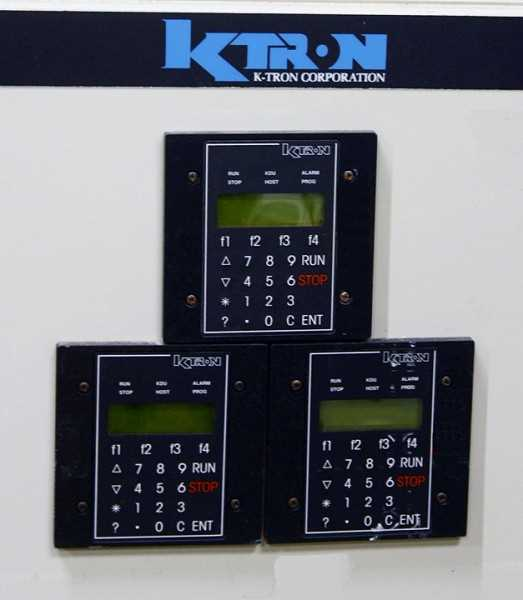 K Tron Corporation  Screw Feeder Control Unit – 1