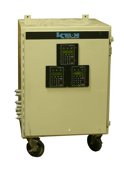 K Tron Corporation  Screw Feeder Control Unit